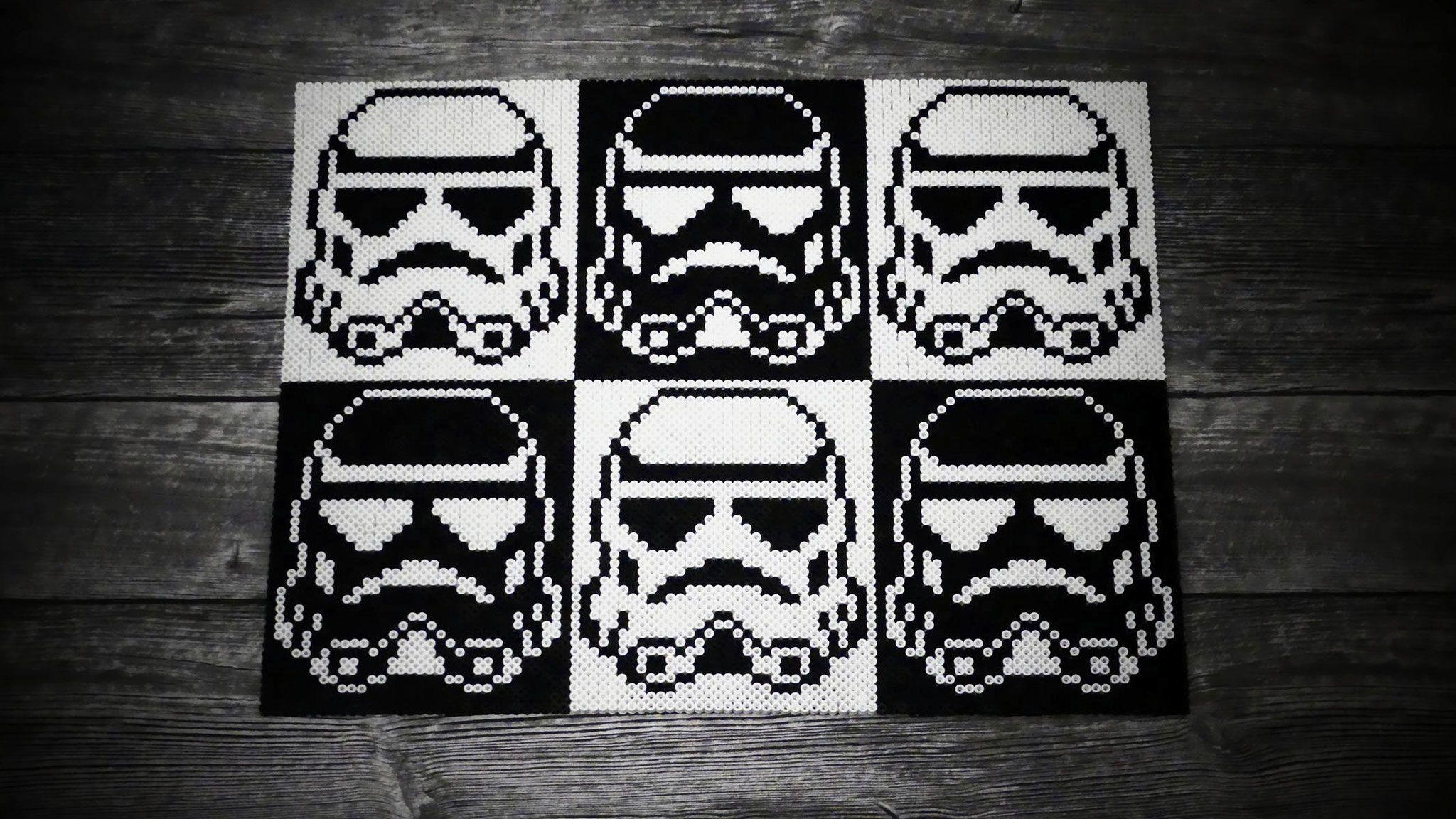 Star Wars The Force Awakens Captain Phasma Stormtrooper Bb8