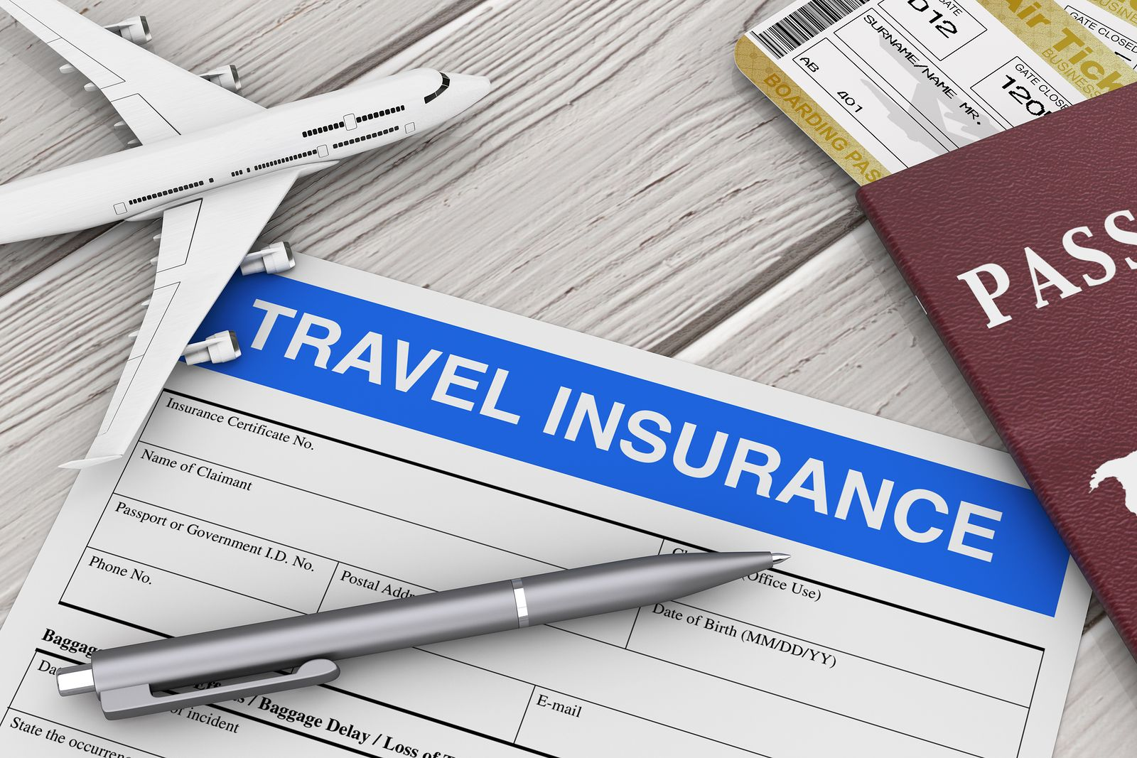 Reiserücktrittversicherung Gastroenteritis eine