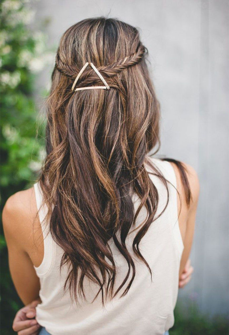 Cute easy hairstyles to try this summer easy hairstyles hair
