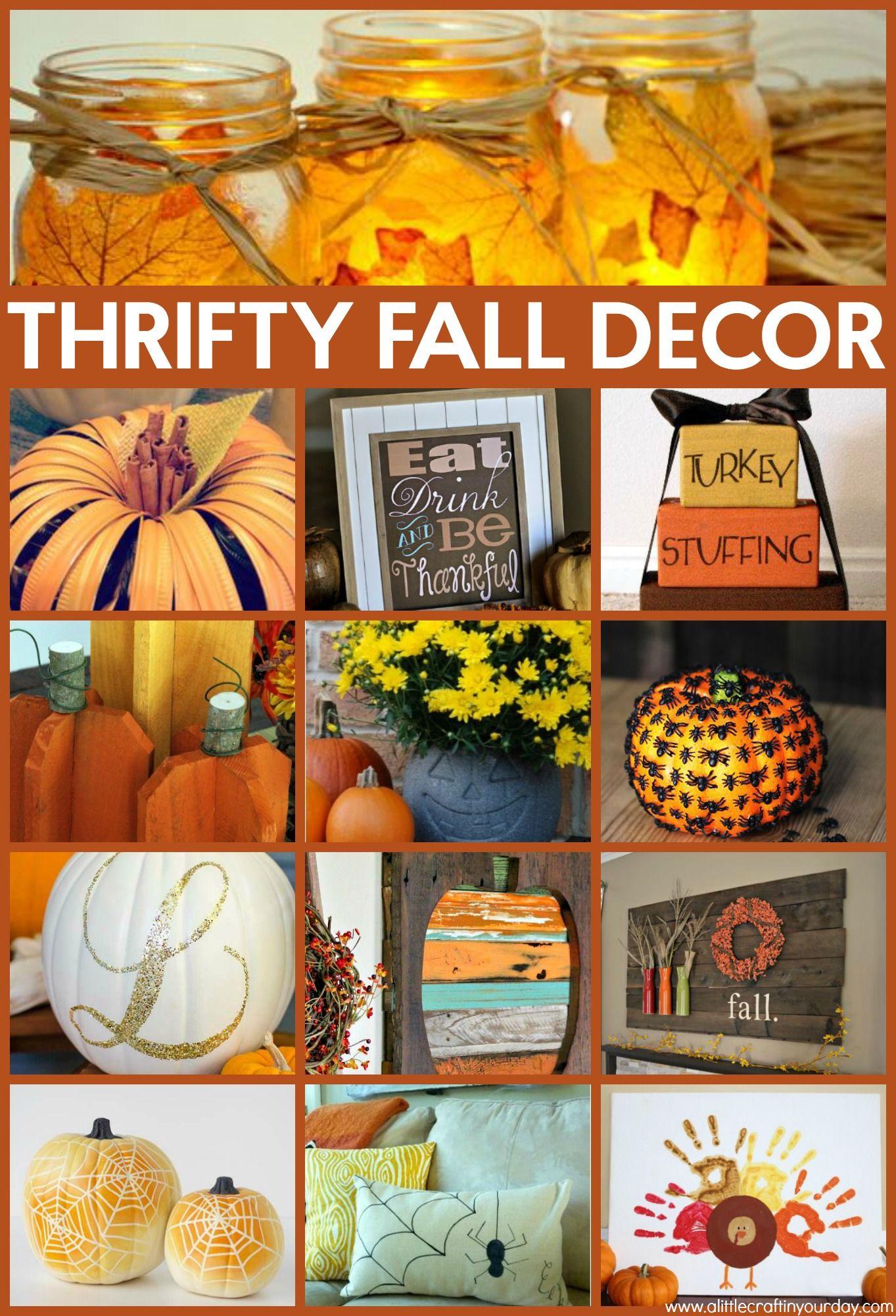 Diy Fall Decor Pinterest Html Amazing Home Design 2019