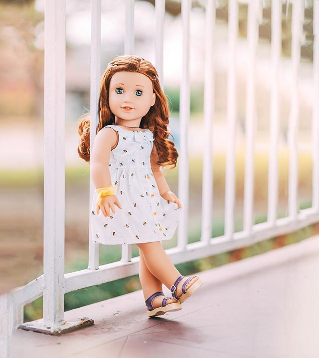How sweet is Blaire Wilson and her collection? Which of her items are you most hoping to bring home? I love all of it,but I think the… #americandolls