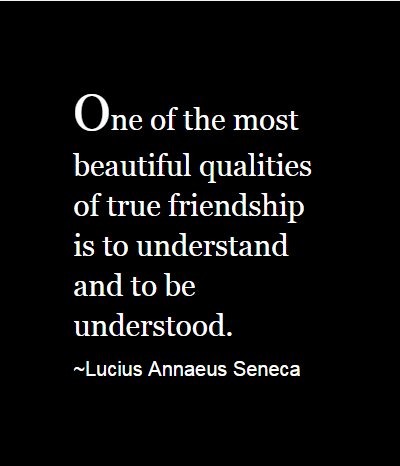 Latin Quotes About Friendship Amusing Every True Friendship Is A Beautiful One  Quotes  Inspira Tional