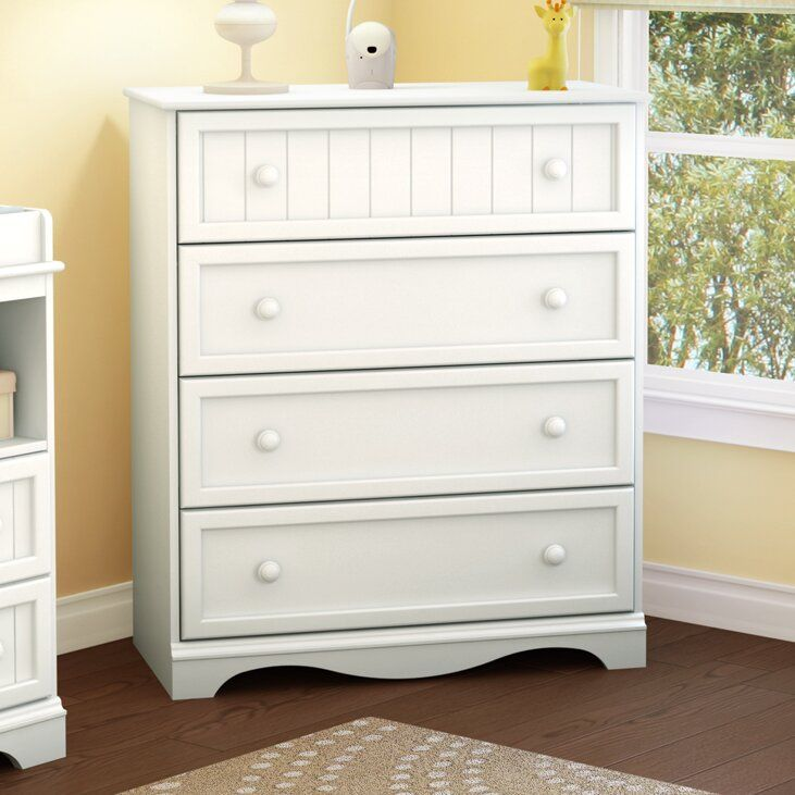 Savannah 4 Drawer Chest | Furniture, Small space bedroom ...