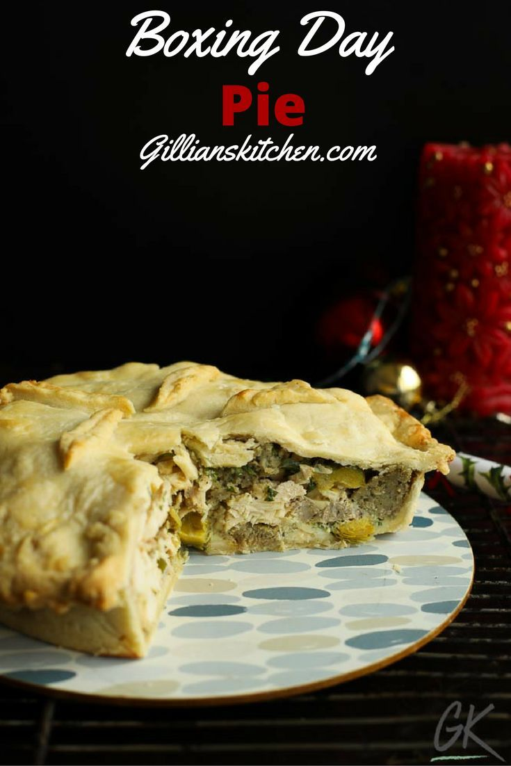 Boxing day leftover pie recipe pies dinners and recipes boxing day leftover pie healthy food recipespie forumfinder Image collections