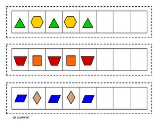 Lory S 2nd Grade Skills Math Work Stations Math Work Math Patterns