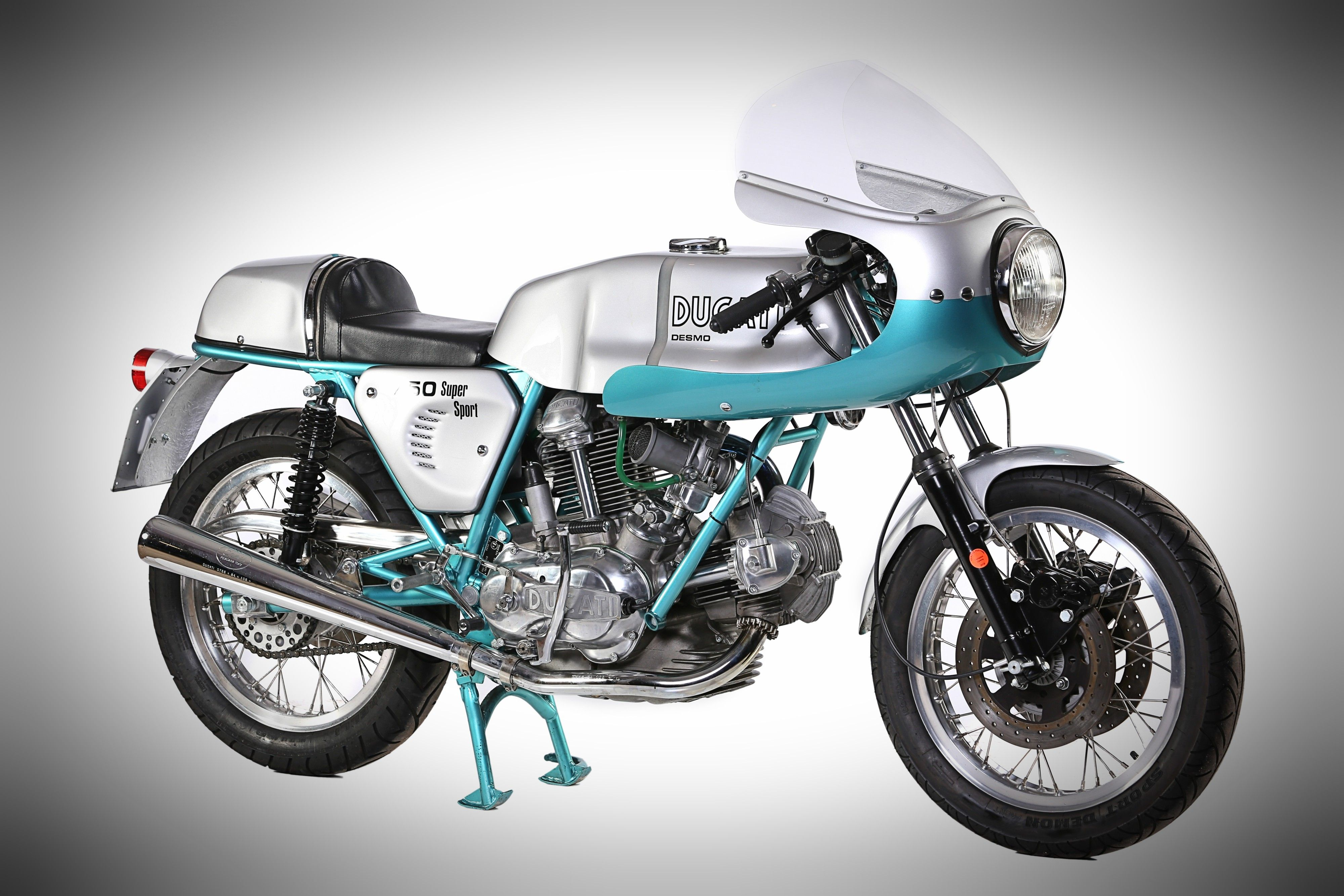 1974 Ducati 750ss Superbike Part Of The First Ducati 750ss