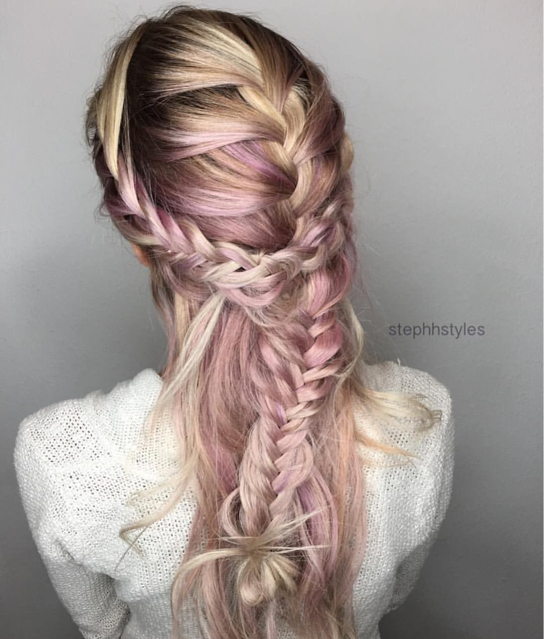 likes comments braids updos inspiration
