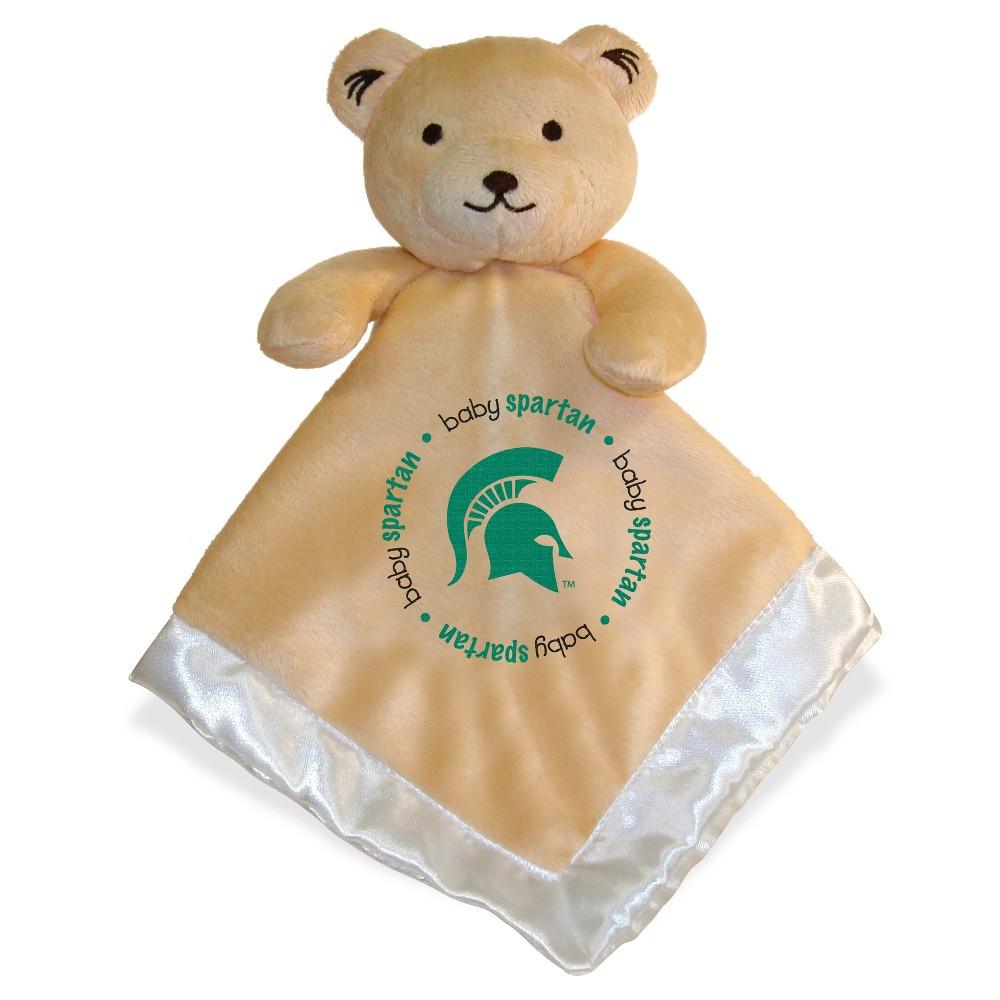 NCAAMichigan State Spartans Baby FanaticSnuggle Bear Plush
