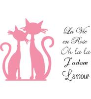 Collectables French Cats - Artikeldetailansicht - Bastelshop, Bastelbedarf, Bastelmaterial, Bastelversand, Bastelartikel