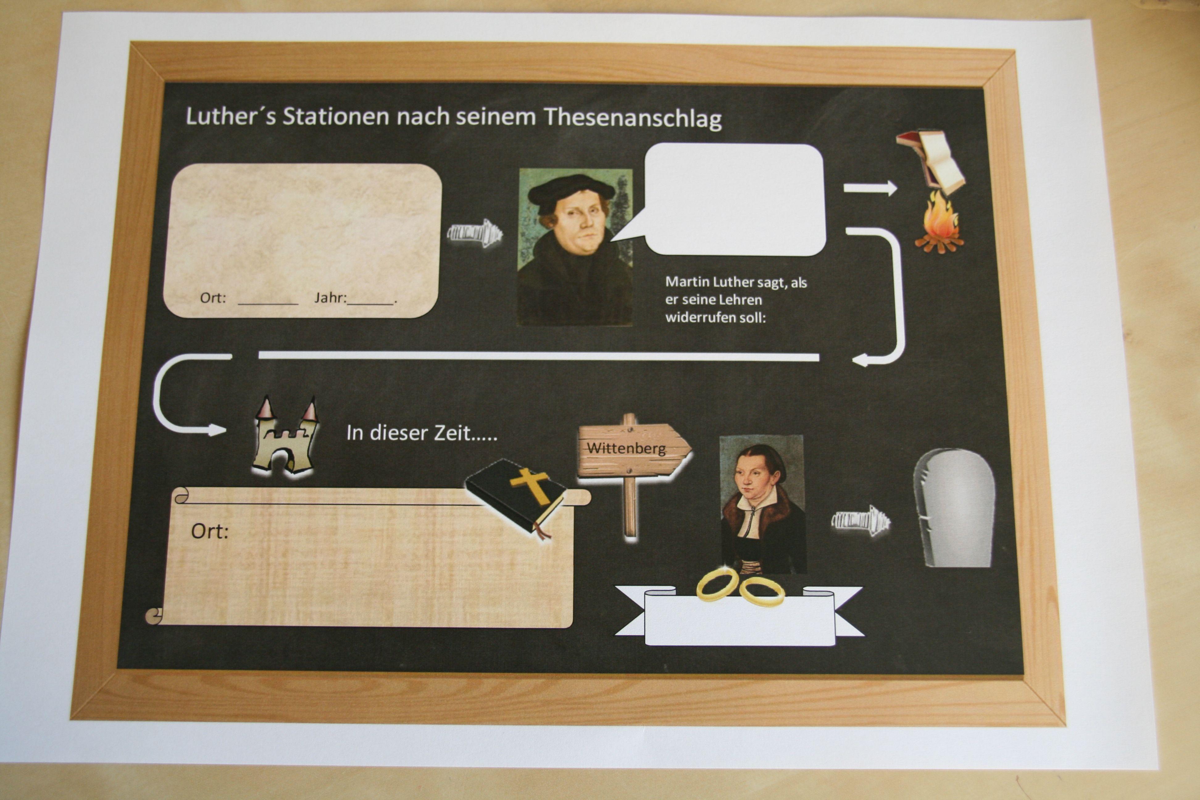 Ein Arbeitsblatt als Ergebnis der Stationen bzw. Standbild-Playmobil ...