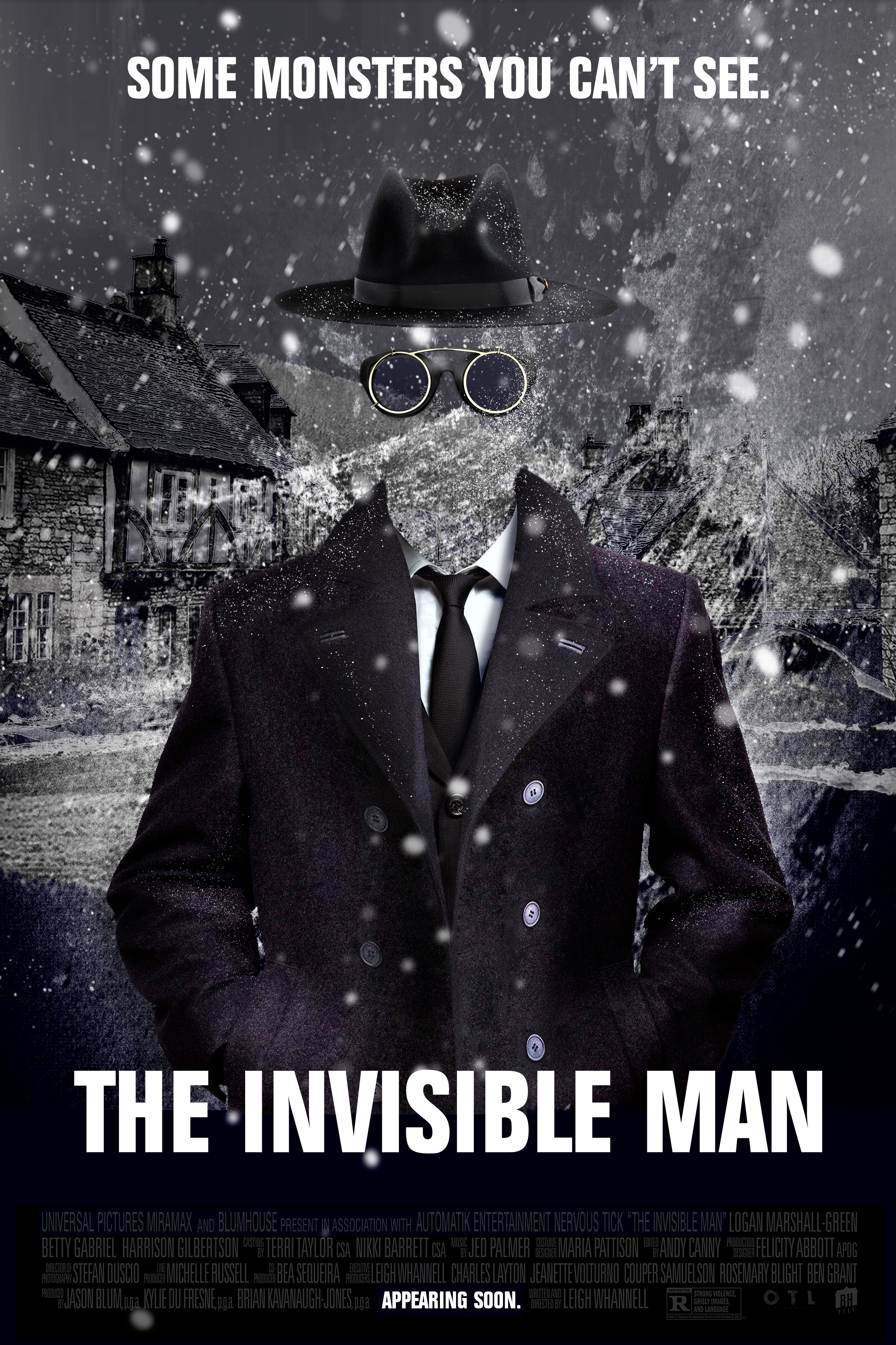 The Invisible Man In 2020 Invisible Man Man Movies Invisible