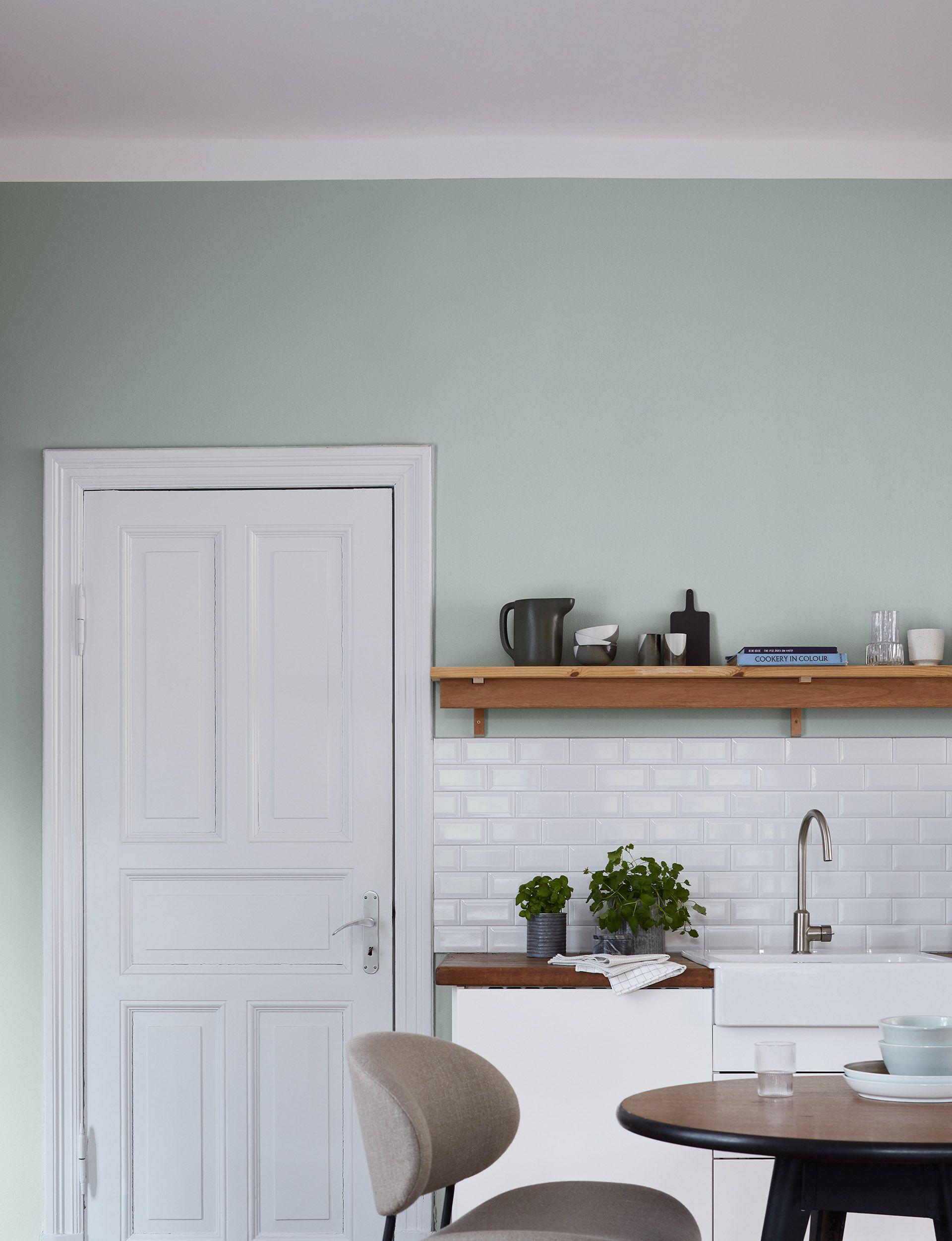 Feine Farben Feine Farben Wandfarbe Mint Wandfarbe