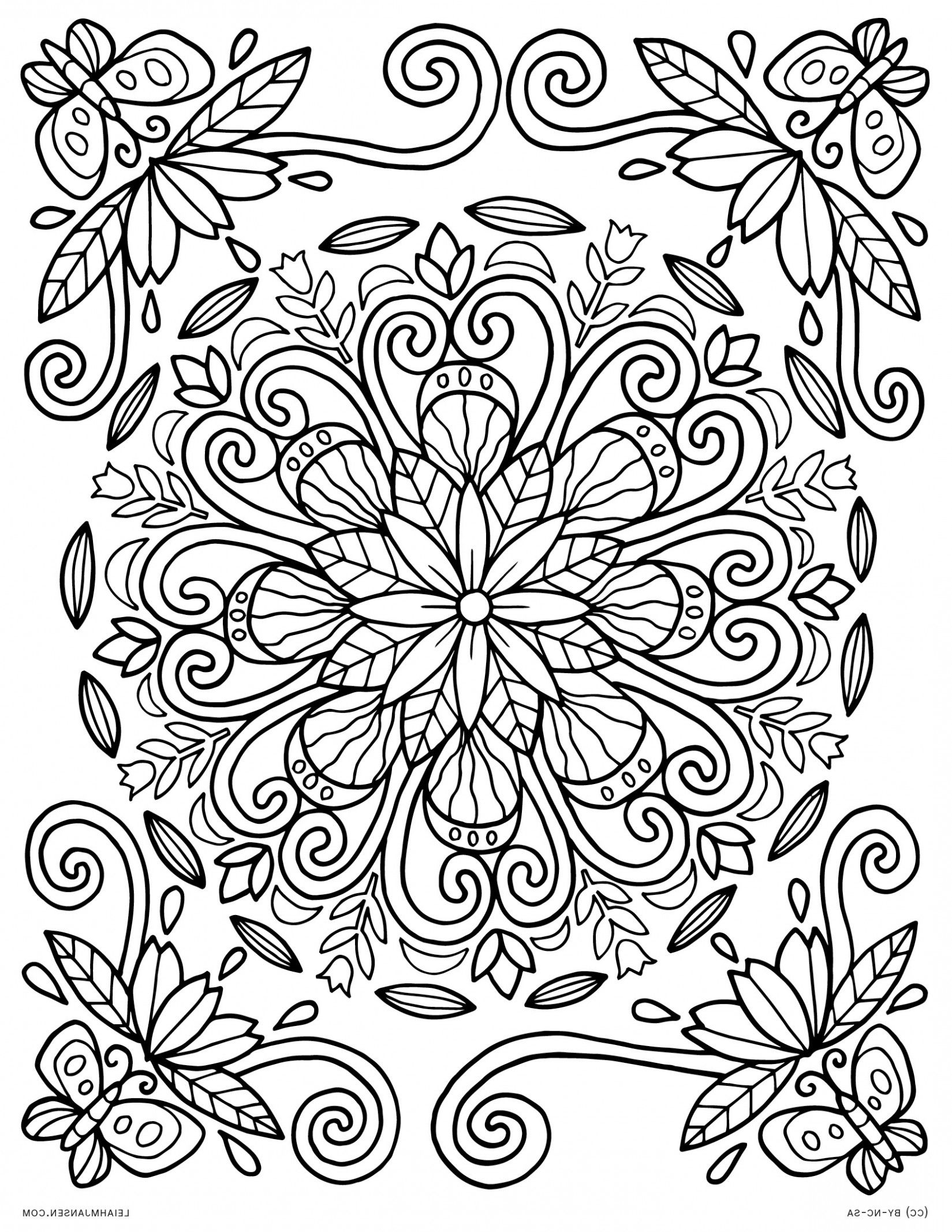 The Shocking Revelation Of Spring Coloring Mandala Coloring Abstract Coloring Pages Mandala Coloring Books Coloring Pages Nature