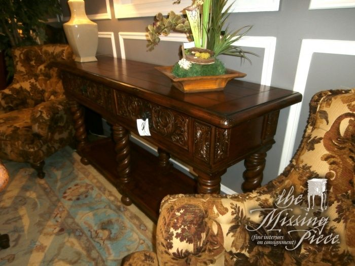 Beautiful Broyhill Buffet This French Mediterranean Style Piece Is Perfect Your Dining Area Measures 701936 We Have A Matching Table And Chairs At Time
