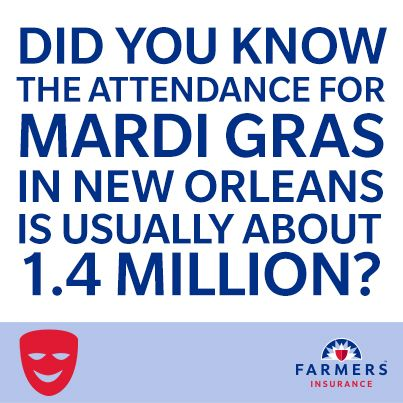 Are You Making The Drive In For Mardi Gras This Year Remember