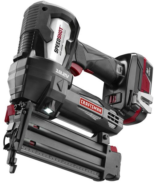 New Craftsman C3 Quot Speedshot Quot Cordless Brad Nailer Tools