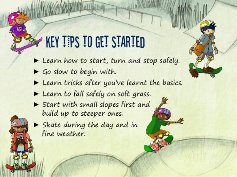 A Best Guide For The Juniors And First Skateboarders Who Are Going To Start Skateboarding Find The Best Sk Skateboarding Quotes Beginner Skateboard Skateboard