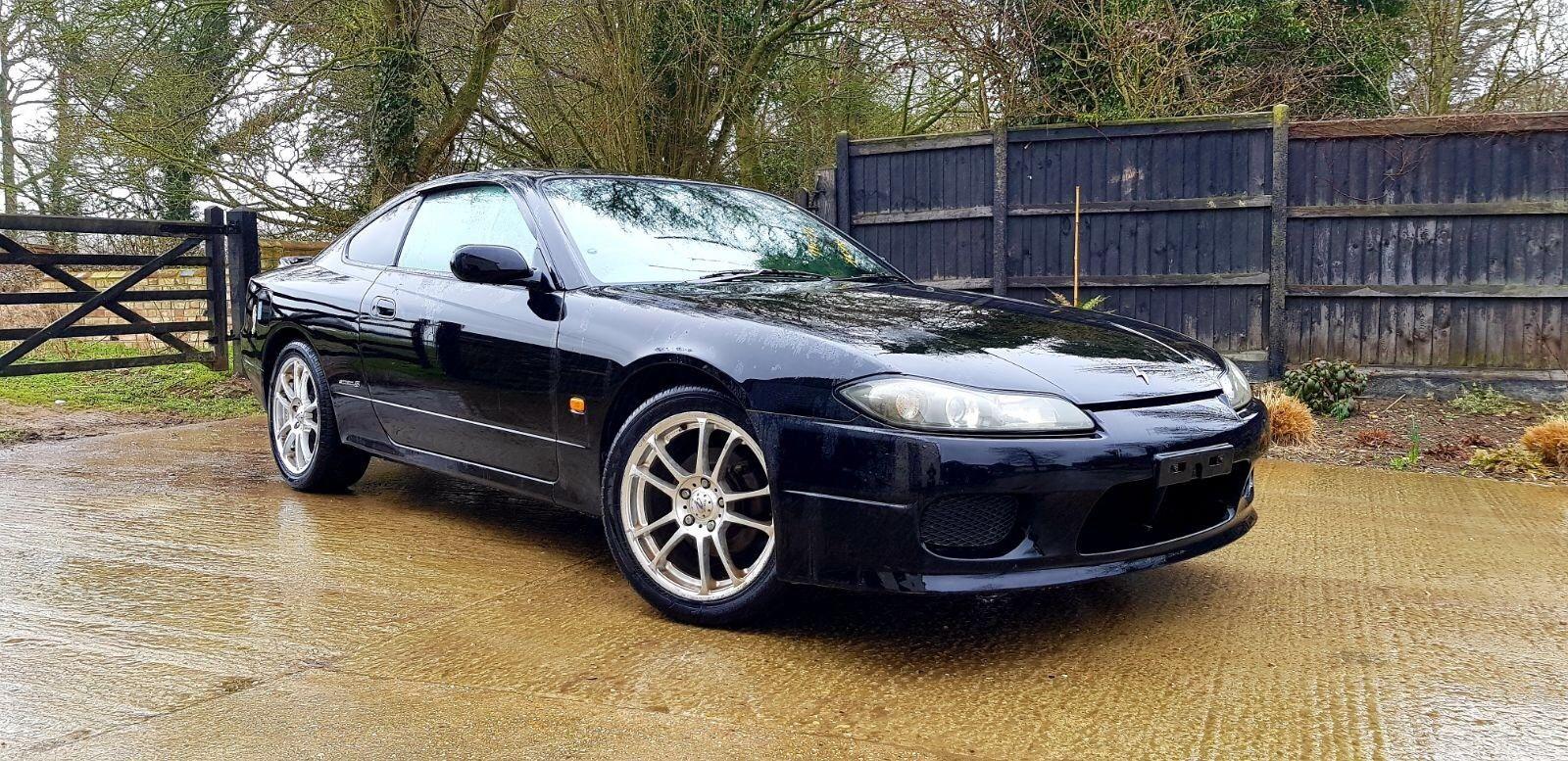 Nissan Silvia S15 Spec S Fresh Import Great Project Car | Nissan ...