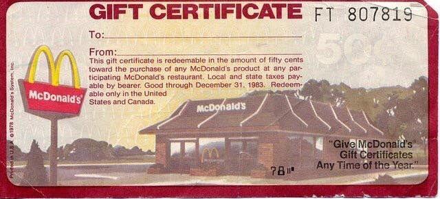 70s 80s | fast food paraphernalia /restaurant swag | pinterest ...