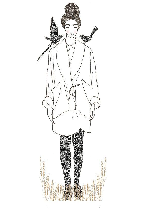Chrissy Lau illustrations