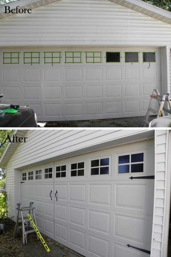 24 Low Cost Ways To Power Up Your Homes Curb Appeal: A Huge List Of Cool Spray Paint Ideas For The Home, Revamping Old Things, Furniture And Creative