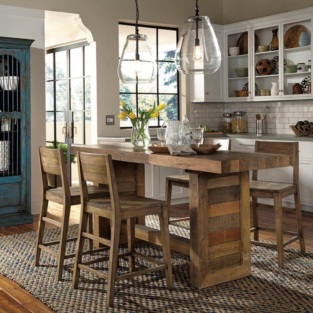 Kitchen Table Light Fixture Ideas: Odense Glass Pendant Light
