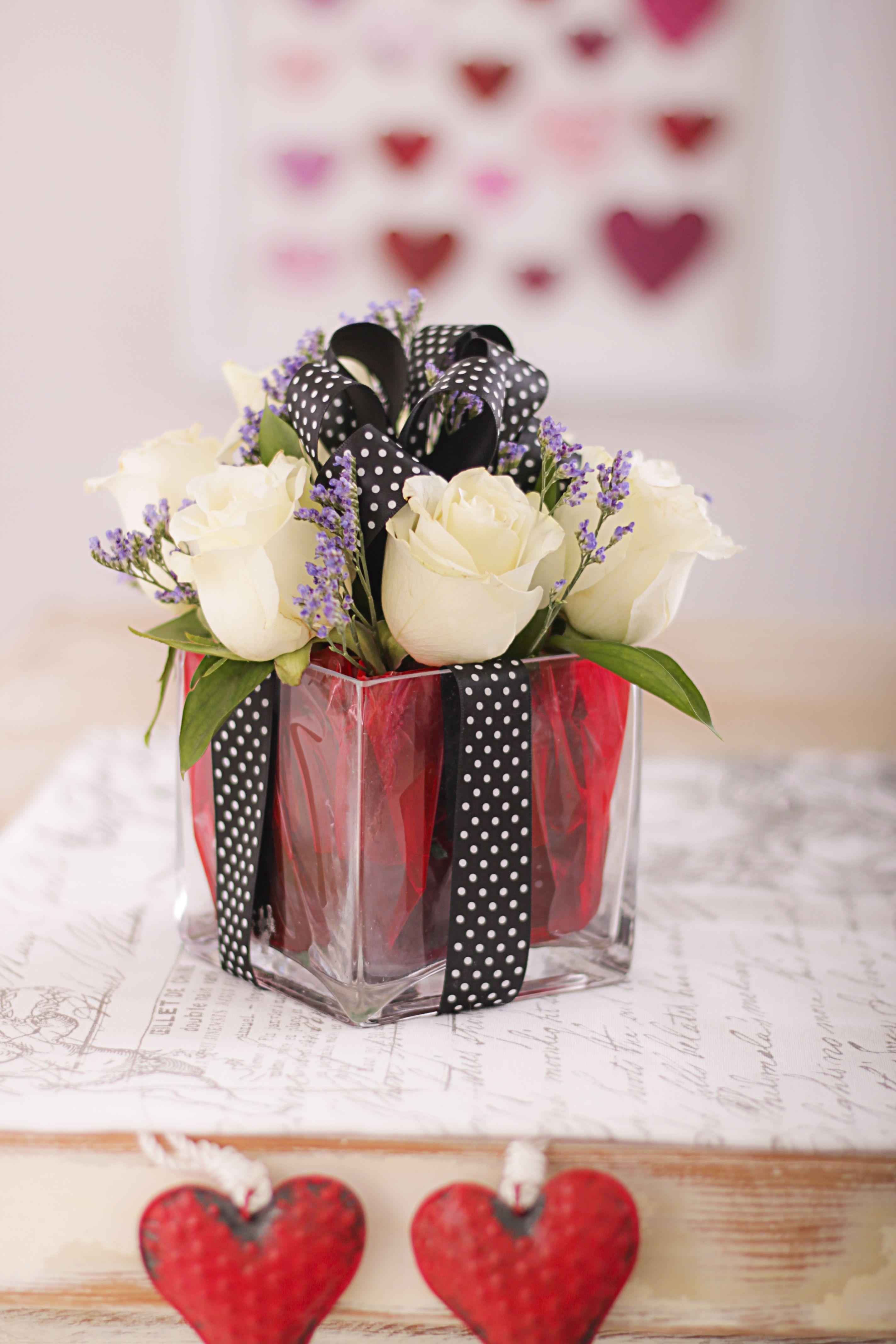 Pretty romantic flowers