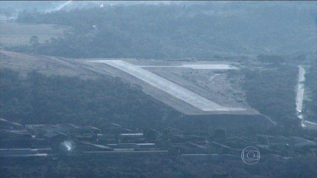 G1 - MP pede para arquivar investigação sobre aeroporto de Cláudio, em MG - notícias em Minas Gerais