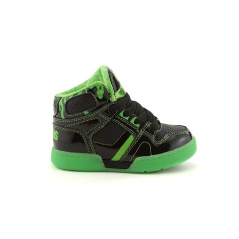 1362ad7581e Shop for Toddler Osiris NYC 83 Skate Shoe in BlackGreen at Journeys Kidz.  Shop today for the hottest brands in mens shoes and womens shoes at ...