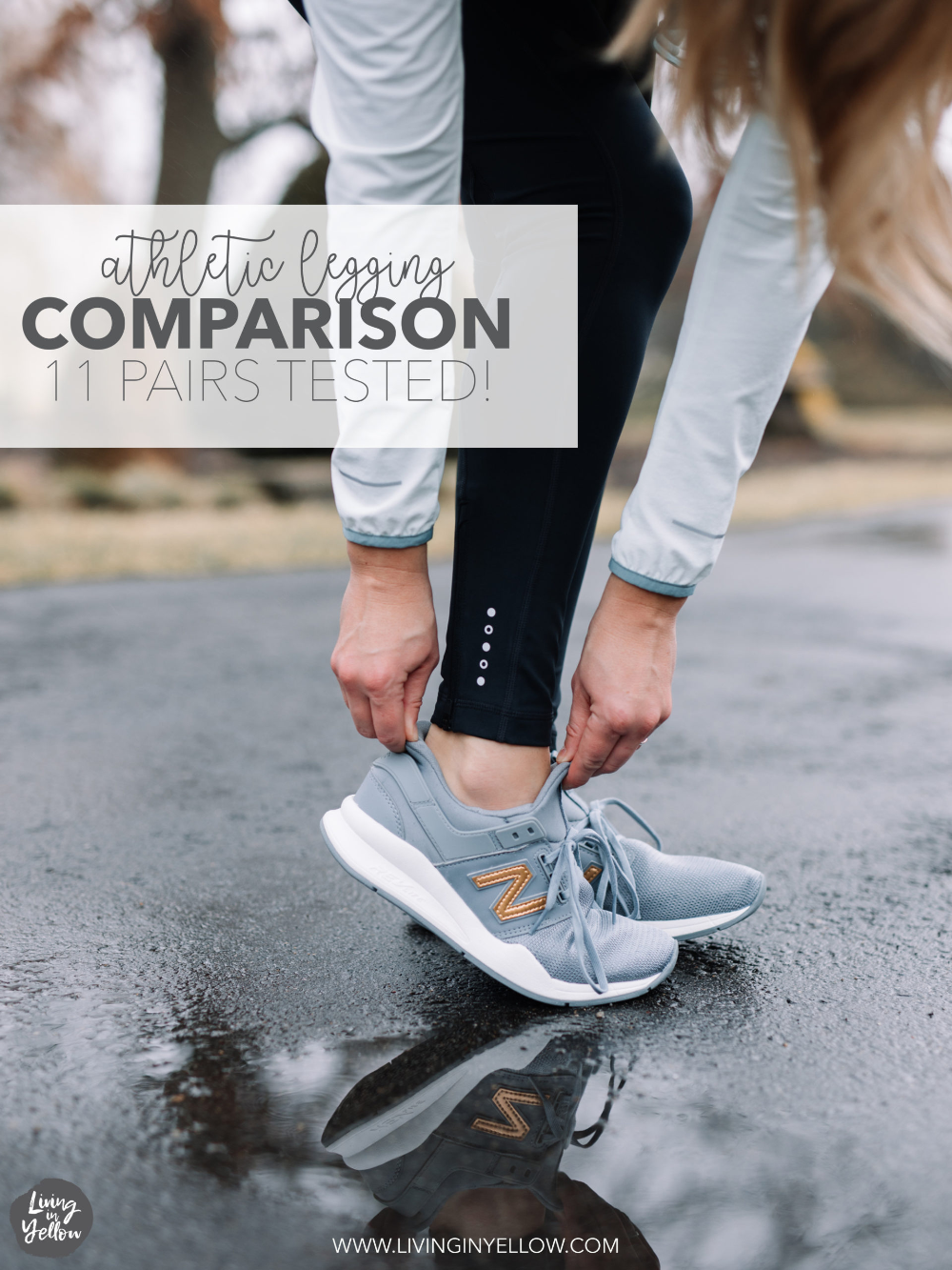 FOUND: The Best Athletic Legging // 11 Pairs Tested – Living in Yellow