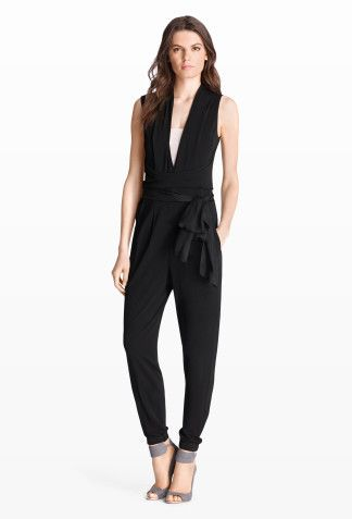ed412fd30e73 Black Jumpsuit by Elie Tahari. Buy for $199 from Elie Tahari ...