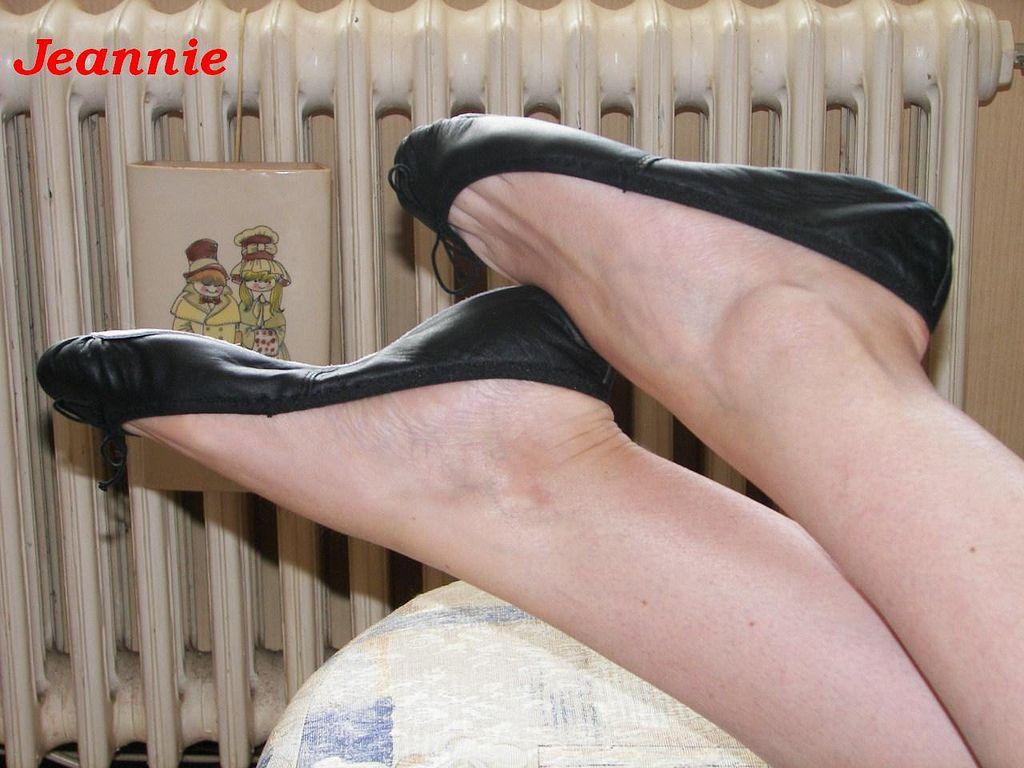 Ballet fetish foot foot shoes slipper tights