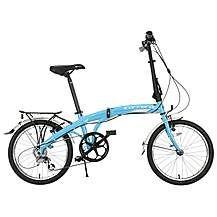 Image Of Carrera Intercity Folding Bike Blue Folding Bike Bmx