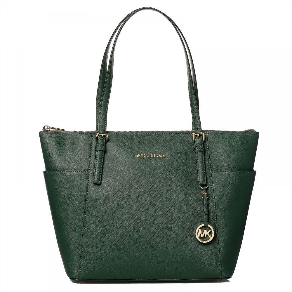حقيبة يد نسائية كبيرة براقة من مايكل كورس مصنوعة من أجود أنواع الجلود Tote Bag Tote Bags