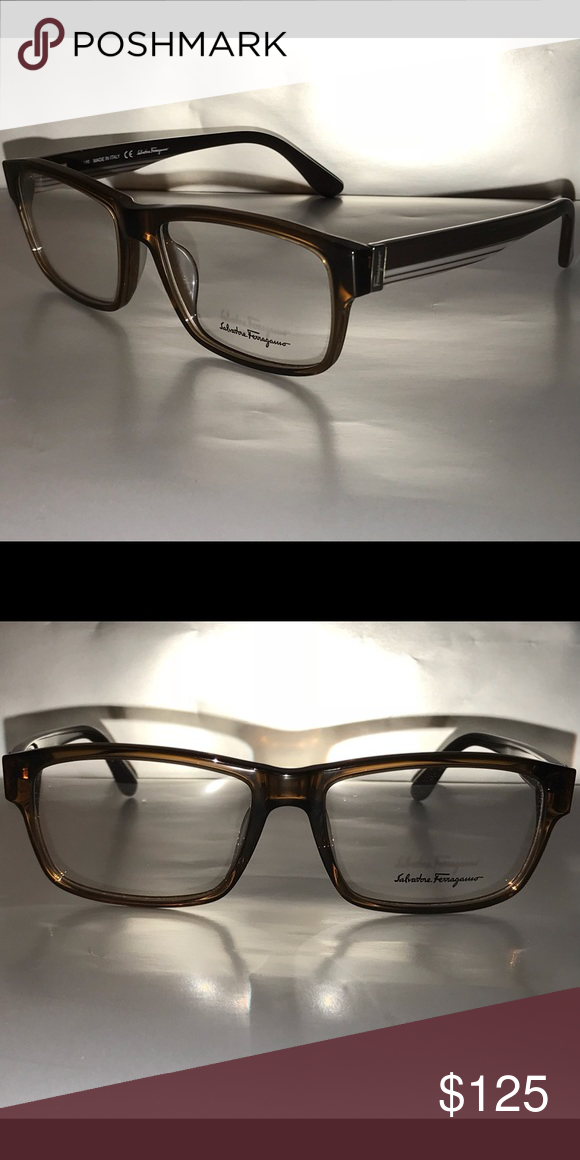 Authentic Salvatore Ferragamo Eyeglass Frames | Salvatore ferragamo ...