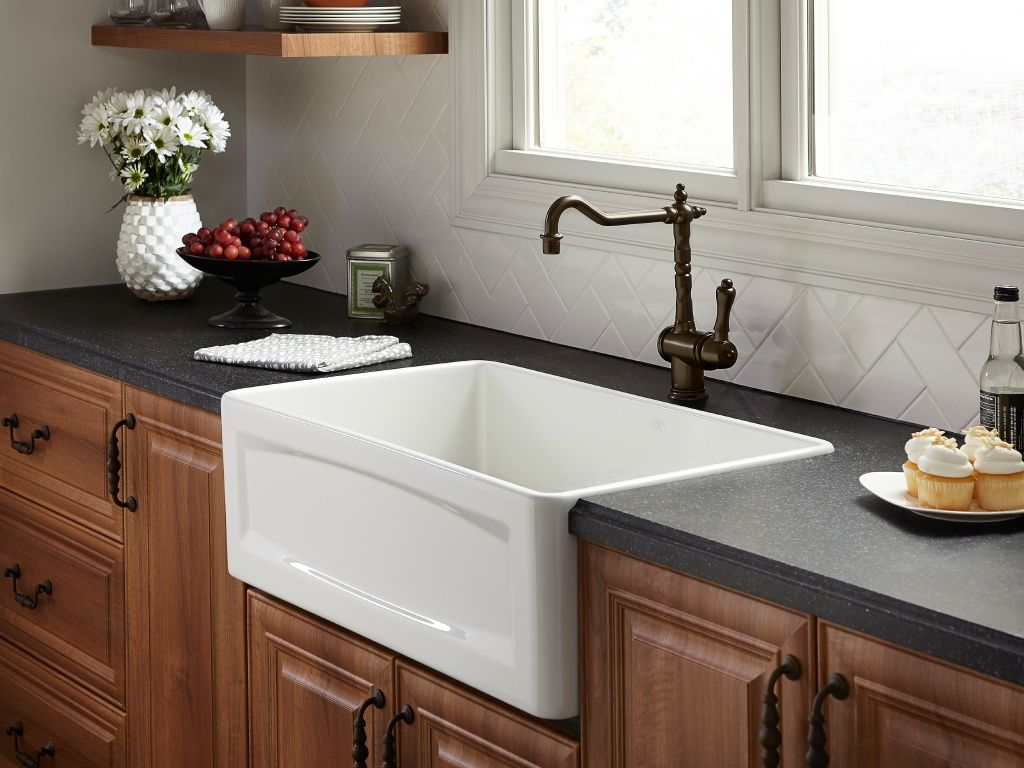 Details Gallery Interceramic Usa With Images Apron Sink