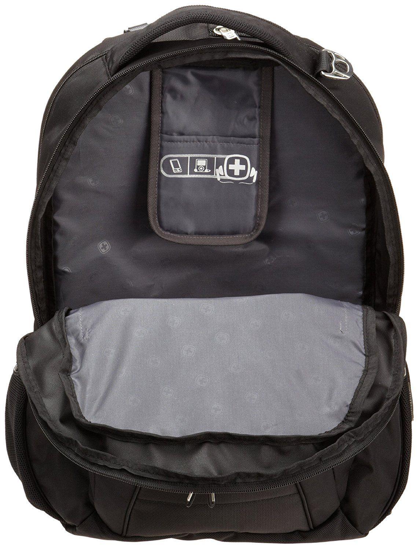 c94903921ec2 Swissgear Scan Smart Backpack Fits 17 Laptop- Fenix Toulouse Handball