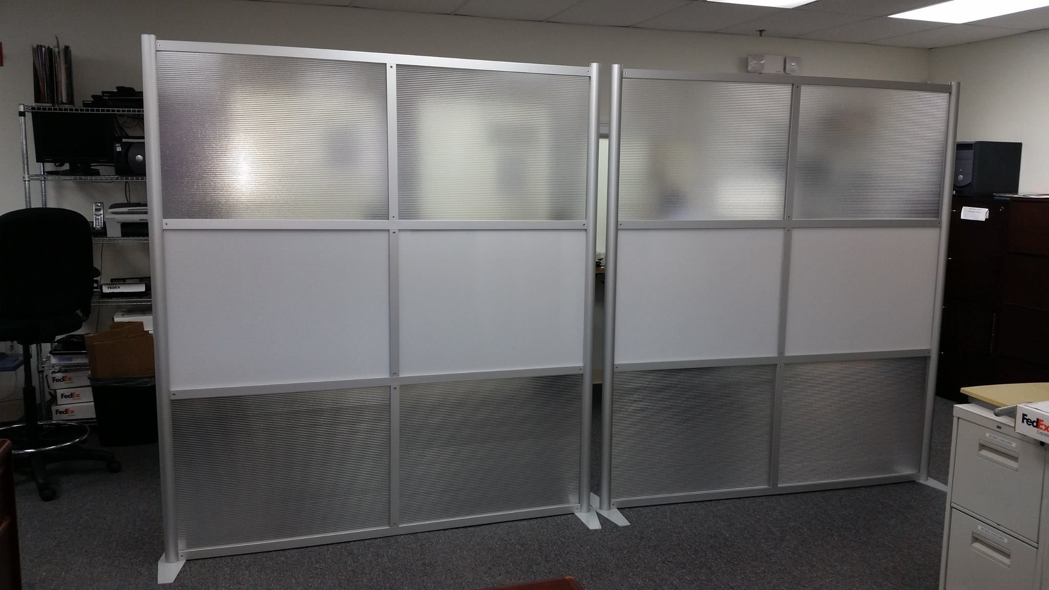 Customer Photo Gallery of Modern Office Partitions Office