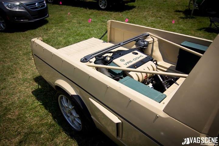 Vw Caddy Vr6 Rear Wheel Drive