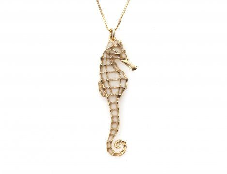 Seahorse pendant by adina plastelina the ancient gr sea world seahorse pendant by adina plastelina the ancient greeks wore pearls at their wedding ceremonies believing they would ensure marital bliss and prevent new aloadofball Image collections