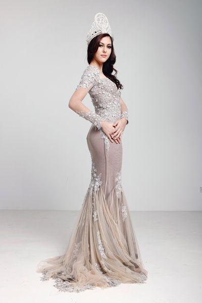 Dress By Jovian Mandagie