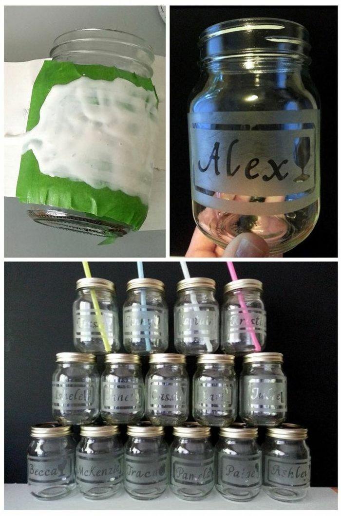 Wie Sie selber Glas gravieren können