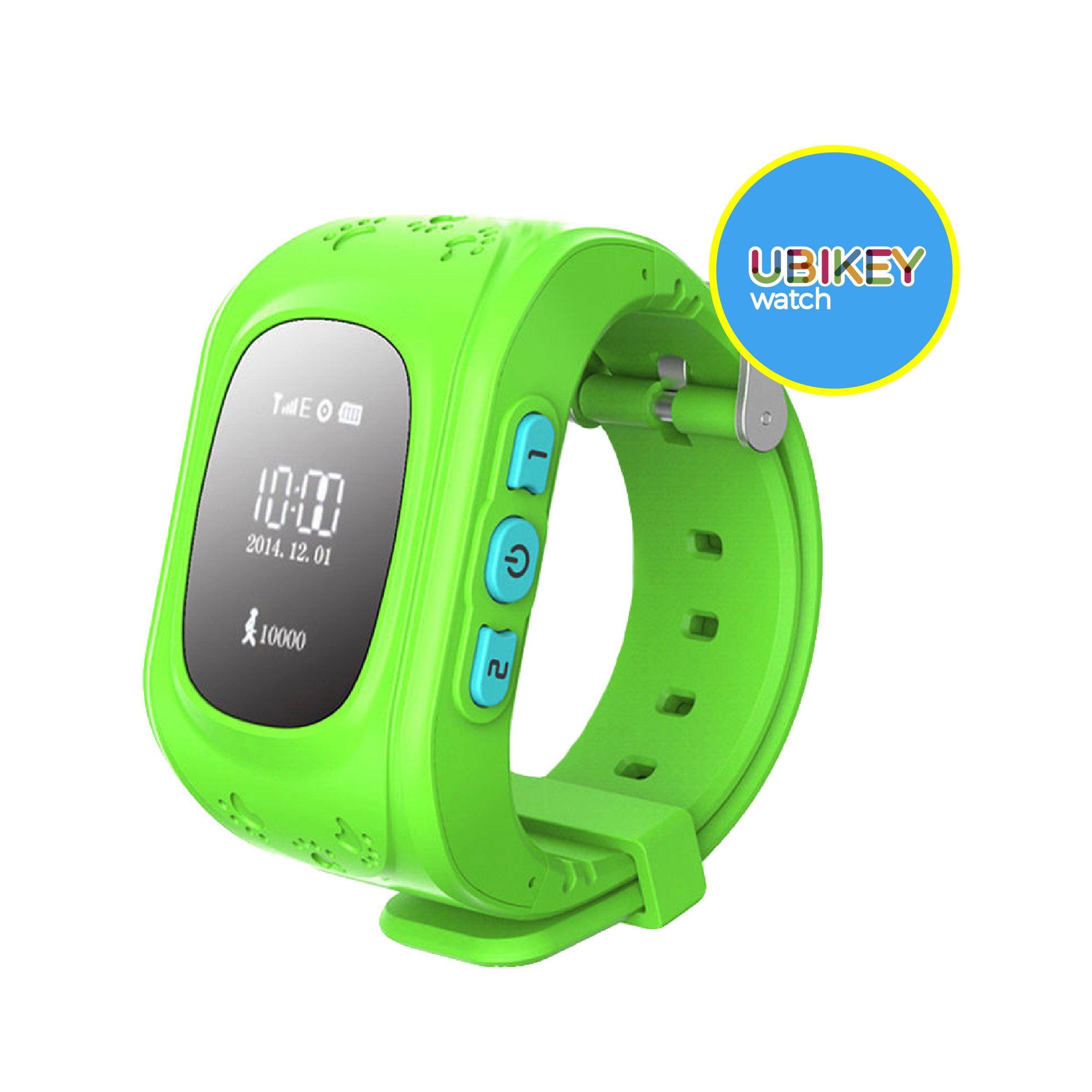 Ubikey Gps Smart Watch Gps Smartwatch Phone Anti Lost Sos Call Children Finder Fitness Tracker Wristwatch Bracelet Wearable Device Watch For Iphone Smart Watch