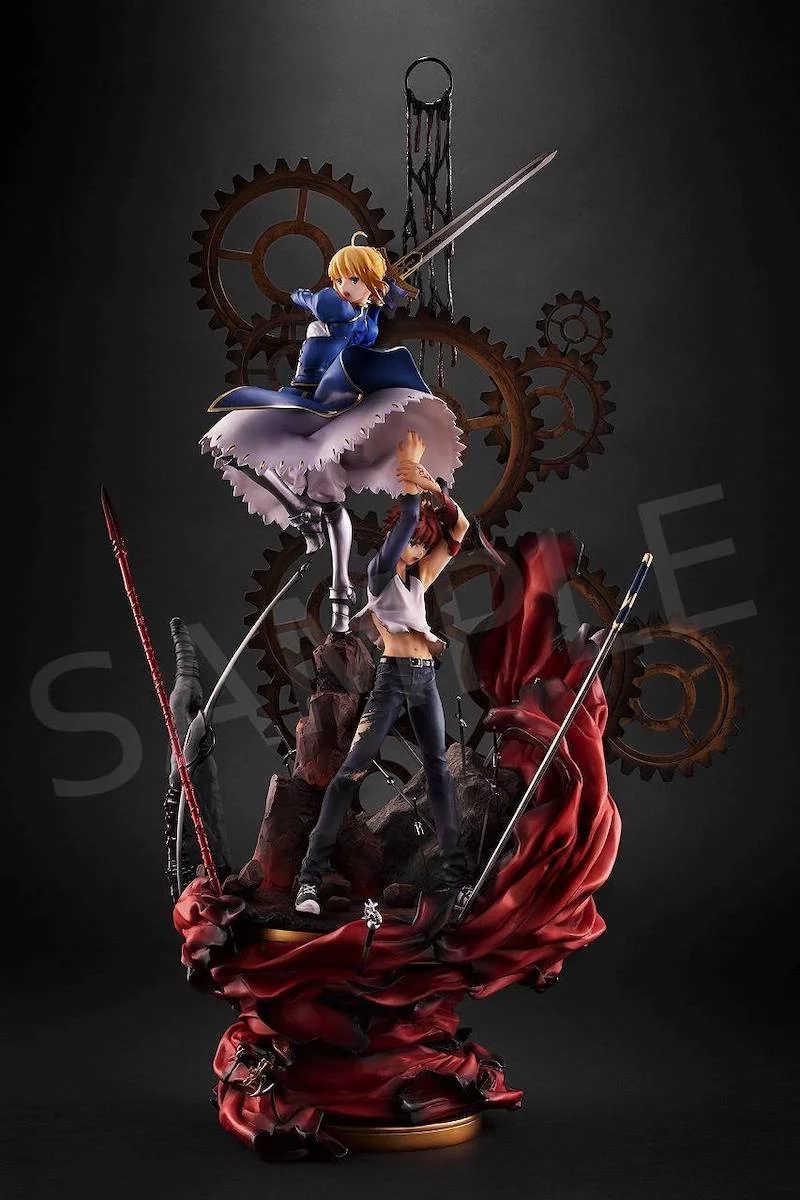 Fate/stay night 15th Anniversary Figure The Path in 2020