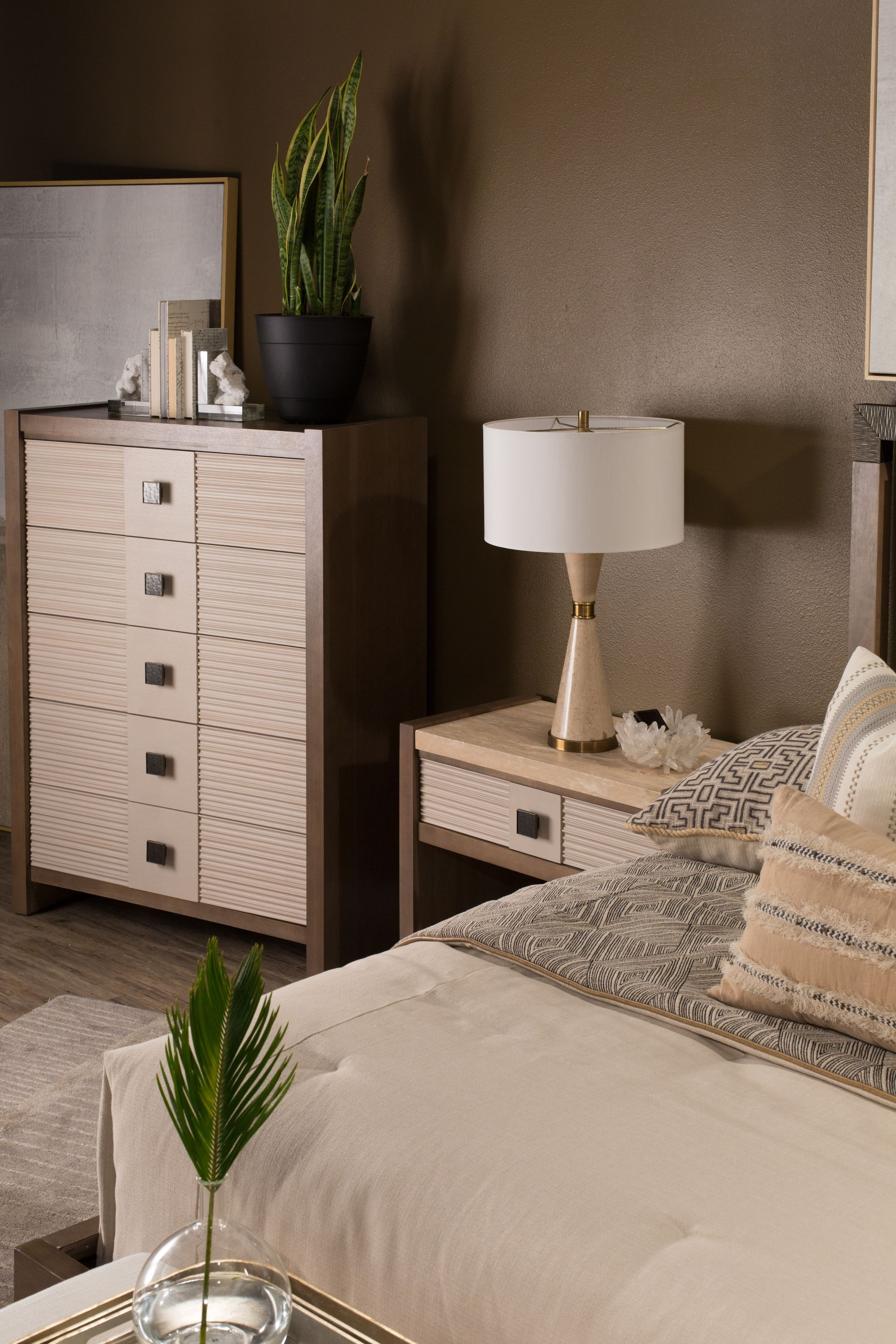 Synchronicity by Universal Furniture, Bedroom furniture