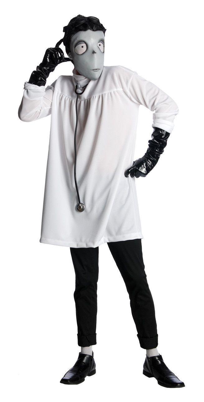 Psychedelic Frankenstein Adult Hooded Sweatshirt