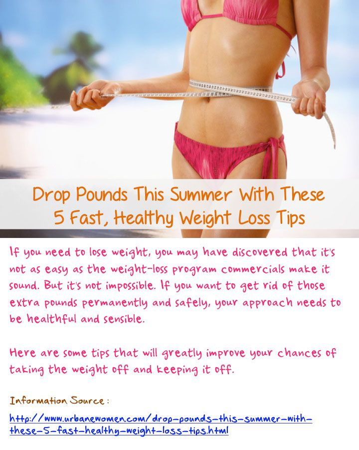 What to eat to lose weight in a week fast
