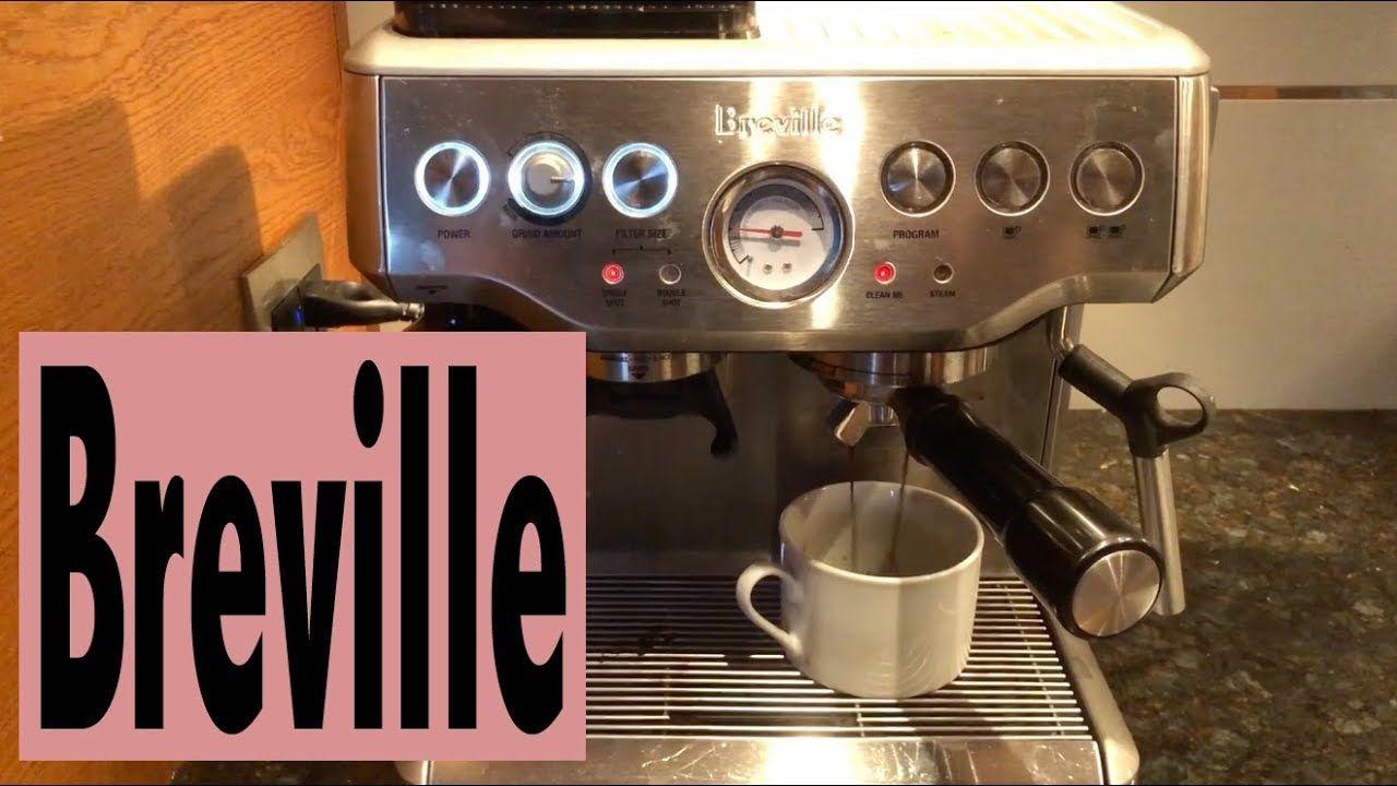 يجب أن يكون لديك Breville آلة إسبرسو باريستا إكسبريس Kitchen Kitchen Appliances Coffee