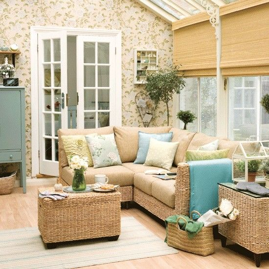 Superieur Traditional Colonial Style Conservatory | Conservatory Decorating Ideas    Best Of 2010 | Conservatorys |