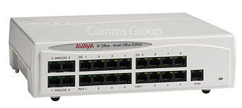 Avaya Ip Small Office Edition Ppx 4t 4a 8ds A1 Refurbished 700350432 350 00 Vat Small Office Refurbishing System
